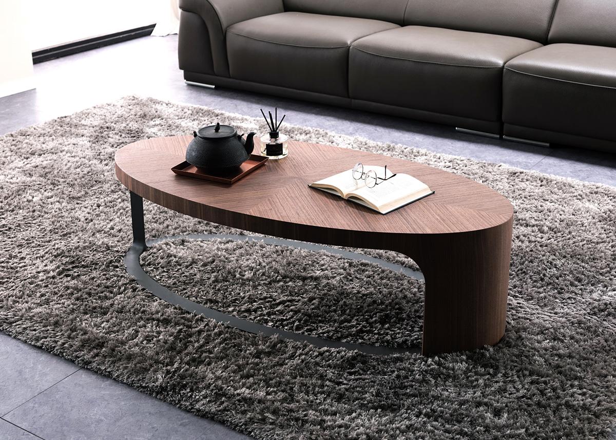 [롯데입점기획전] 리프 월넛 테이블